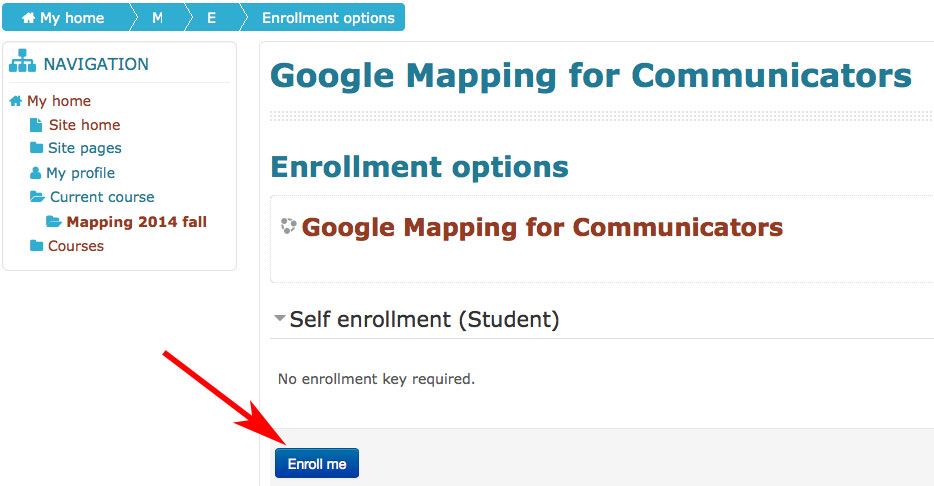 MulinBlog How to Enroll